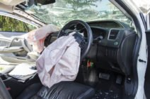 defective exploding airbag