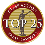 Top 25 Trial Lawyers Mass Tort Logo